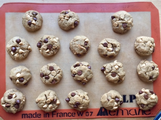 vegan-cookies-silpat